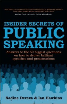 #ISOPS Insider Secrets of Public Speaking  Nadine Dereza Ian Hawkins