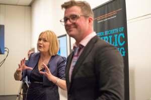 'Insider Secrets of Public Speaking'
